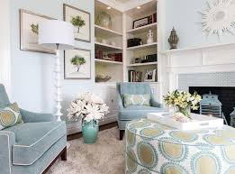 Living Room Upholstered Chairs Interior Design Light Blue Living Room Wall With Blue Upholstered