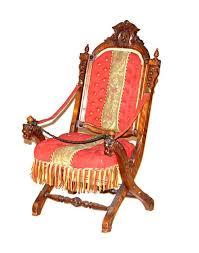 Folding Armchair A Renaissance Revival Carved Walnut Folding Armchair Renaissance