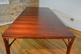 rosewood dining room furniture helge vestergaard jensen rosewood dining table with butterfly leaf