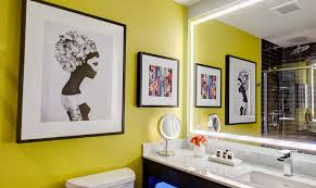 bathroom by design motif hotel in downtown seattle official website