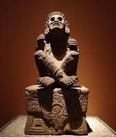 imagenes idolos aztecas demonios angeles y otros dioses aztecas