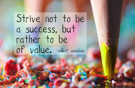 einstein quote about success and value 17 cute inspirational quotes about life