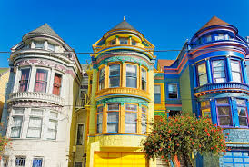 victorian houses san francisco painted ladies victorian architecture