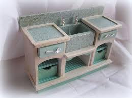 Dollhouse Kitchen Sink by 89 Best Miniature Kitchens Images On Pinterest Miniature Kitchen