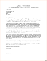 cover letters exles for resumes project manager cover letter exles resume downloads for