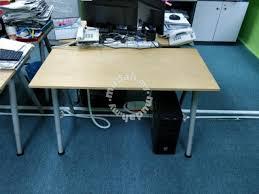 Preloved Reception Desk Used Office Furniture Kuala Lumpur Techieblogie Info