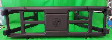 Chevy Silverado Truck Bed Extender - dodge ram box extender divider 1500 2500 3500 black tailgate oem