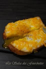 cuisiner mais tartine oeuf mimolette la salsa des fourchettes