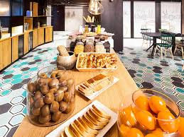 porte 駱onge cuisine 酒店在巴黎 宜必思尚品巴黎南部16 区布洛涅酒店 2017 年11 月开业