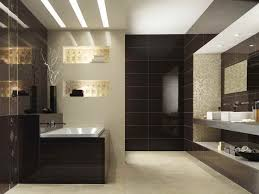 Amazing Modern Bathrooms Modern Bathroom Color Schemes Indelink