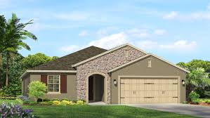 garage with apartment above plans the promenade at lake park 50s new homes in lutz fl 33548