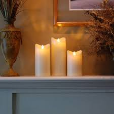 lumabase 1 5 in warm white votive led candle set of 12 81512