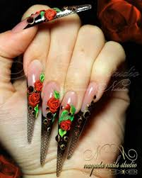 112 best nail art stiletto nails images on pinterest stiletto