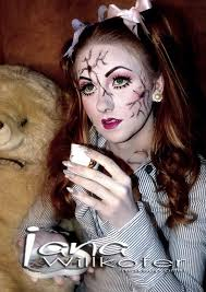 12 best doll makeup images on pinterest cracked doll makeup