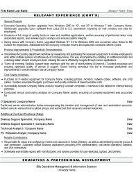 Technology Resume Template Desktop Support Technician Resume Sample U2013 Topshoppingnetwork Com