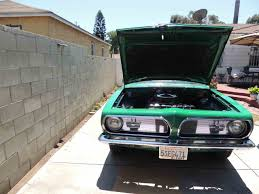Muscle Cars For Sale In Los Angeles California 1969 Plymouth Barracuda For Sale Classiccars Com Cc 884523