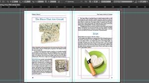 in design indesign creating documents