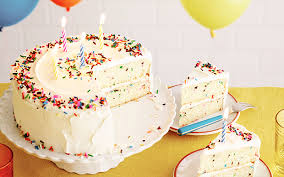 recipe details funfetti birthday cake by fine living emea
