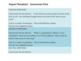 conference report template listening deck conference call 3