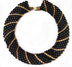 tutorial beading necklace images Free pattern for necklace katrina seed bead tutorials jpg