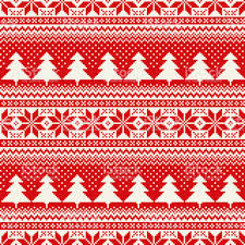christmas pattern knit fabric winter holiday seamless pixel pattern with christmas tree and