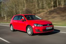 volkswagen golf match review auto express
