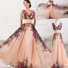 full length maxi dress homedress