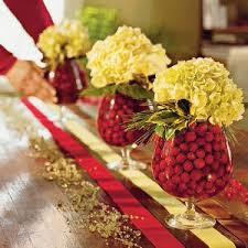 thanksgiving centerpieces ideas decorating with cranberries ideas for christmas ideas