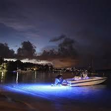 Boat Drain Plug Light Blue Vega Led Boat Drain Plug Light 133 Watts 8000 Lumens
