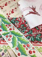 retro wrapping paper vintage gift wrap ebay