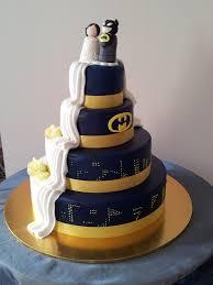 batman cake ideas 4 tier wedding batman cake