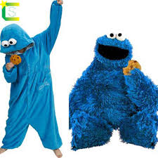 Sesame Street Halloween Costumes Adults Halloween Costume Picture Detailed Picture Fleece