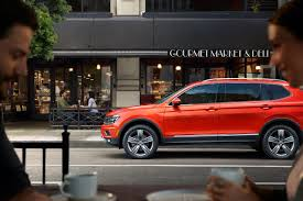volkswagen orange 2019 volkswagen tiguan sel premium 4motion orange uhd wallpaper
