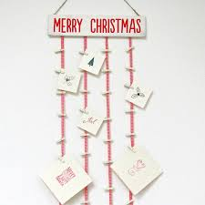 christmas holder christmas card holder for door christmas lights decoration