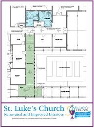 interior renovations st luke u0027s church