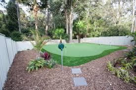 Backyard Chipping Green Backyard Golf Greens