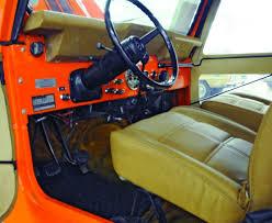 cj jeep interior 1978 jeep cj 7 renegade a casual denim trim package hemmings