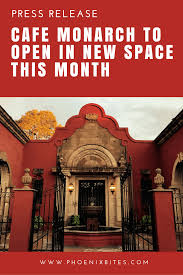monarch architecture cafe monarch to open in new space this month