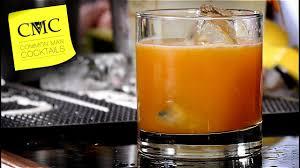 easy rum drink bamboo screwdriver rum drinks youtube