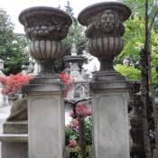 Urn Planters With Pedestal Garden Planters Trellis U0026 Trugs