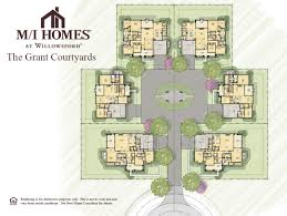 mi homes floor plans willowsford virginia mi homes courtyard lots