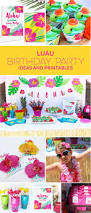 luau party ideas for planning a perfect summer party