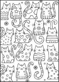 Top 20 Free Printable Cat Coloring Pages For Kids Cat Adult Free Coloring