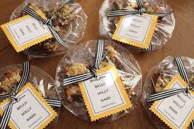 cook em wrap em tag em church bake sale oh the places we