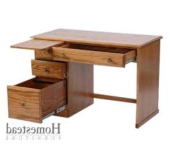 Solid Computer Desk Solid Pine Computer Desk Tandemdesigns Co