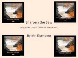 32 best habit 7 sharpen the saw images on pinterest the saw 7