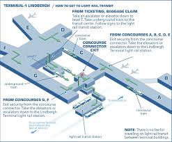 msp airport terminal map travel and accomodations