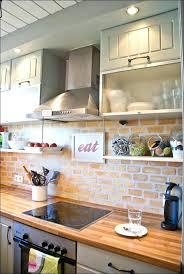 faux brick backsplash in kitchen faux brick panels lowes debonair faux brick panels brick wallpaper