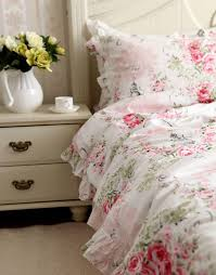 Shabby Chic Bed Linen Uk by Victorian Blue Rose Bedding Blue Roses Bed Sets And Rose