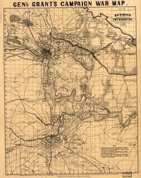 Map Of Richmond Va Richmond Petersburg And Vicinity Civil War Trust